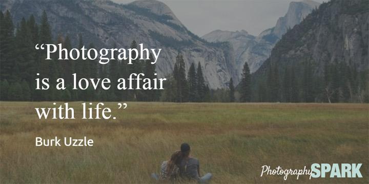fotografija je ljubav sa životom